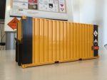 Modell Container (mit Magnethaltern)